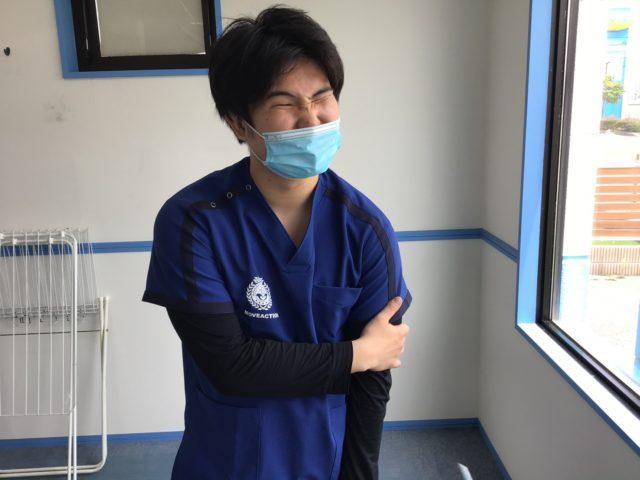 五十肩はどれくらいの治療期間がかかるの? 新潟市西区整骨院