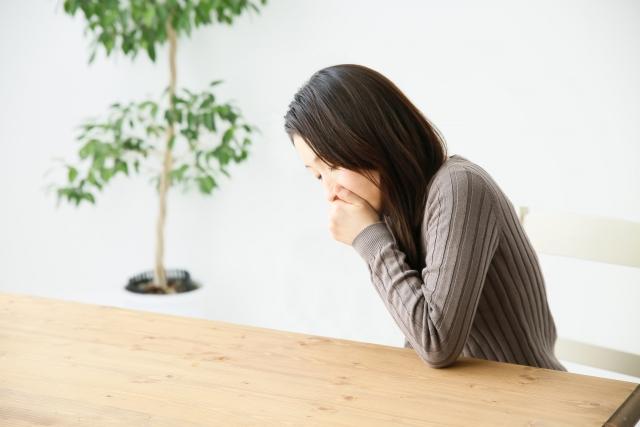 月経前の吐き気 月経前症候群では? 新潟市西区整骨院