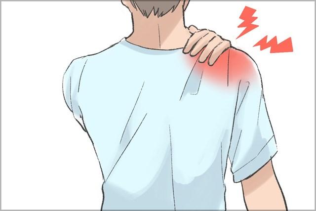 今の肩の痛みは肩腱板損傷の症状では? 新潟市西区整骨院